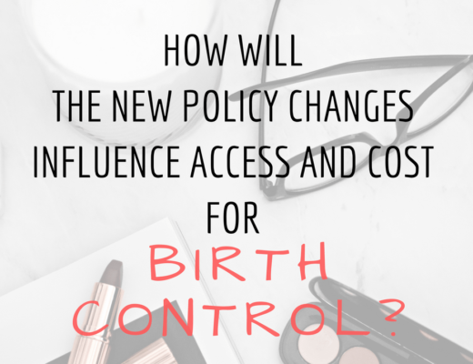 2017 Birth Control Policy Changes