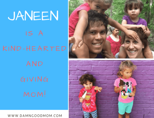 Featured Mom Janeen
