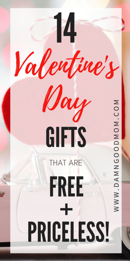 Free Valentine's Day Gifts
