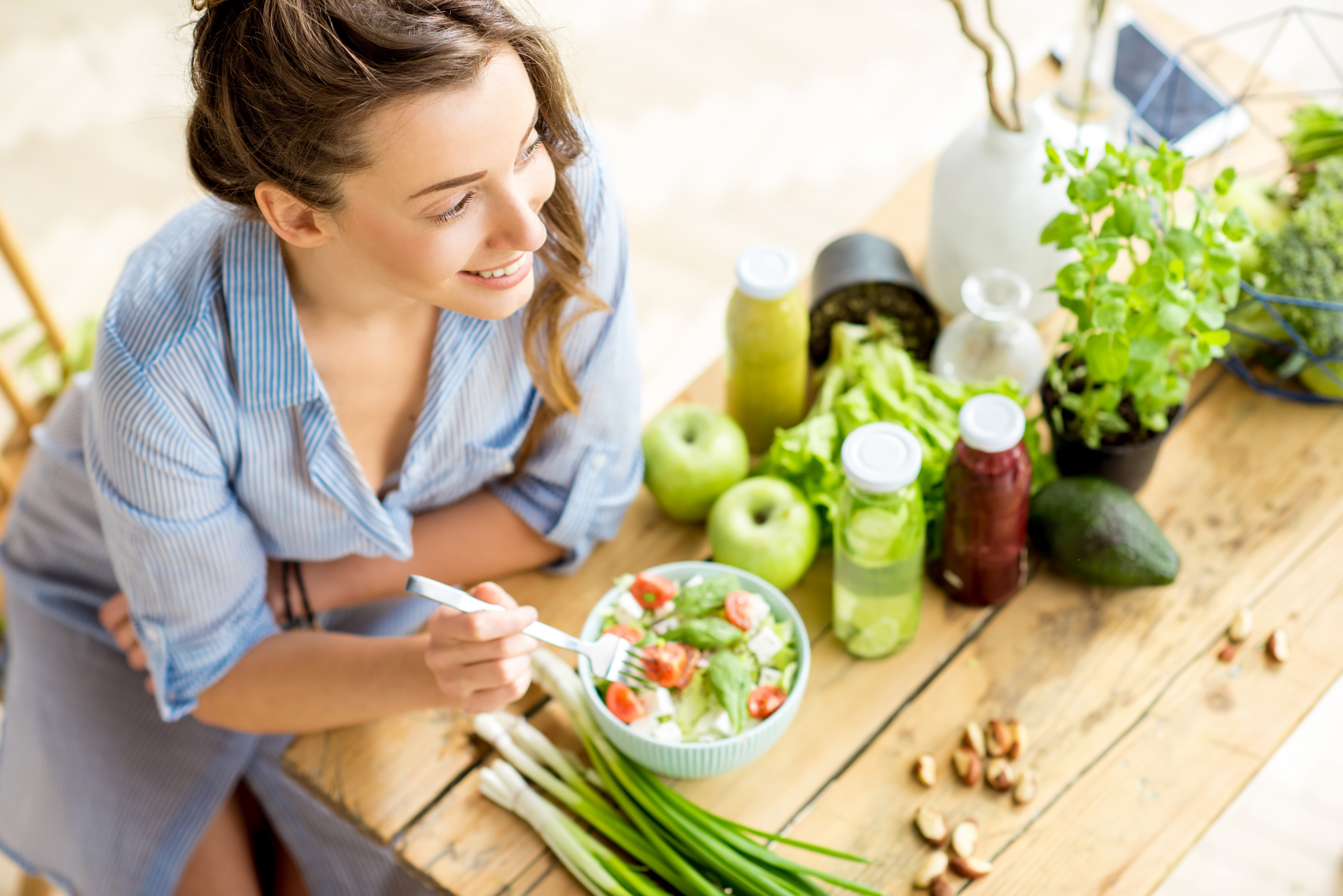Foods To Eat When You Find Out Your Pregnant