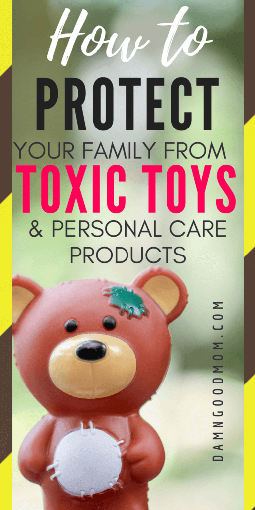 Information about shopping for clean toxic free products for the entire family