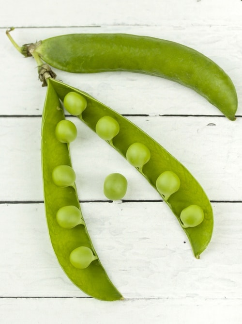 peas for pregnant woman's diet