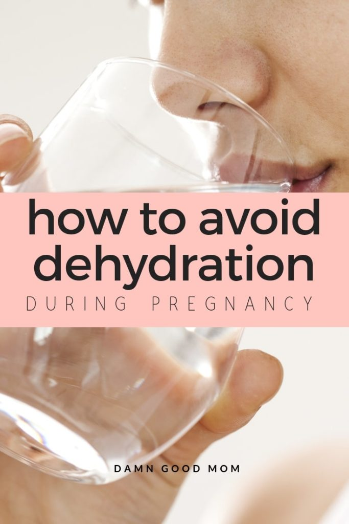 Water is essential for a healthy mom and baby. Learn how to prevent dehydration during pregnancy and recognize the signs of dehydration.