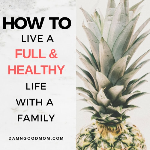 Learn how to live a full and healthy life