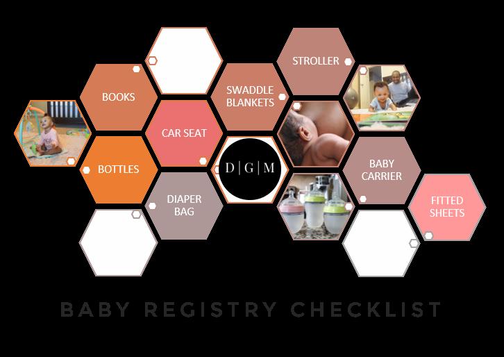 target baby registry, baby checklist