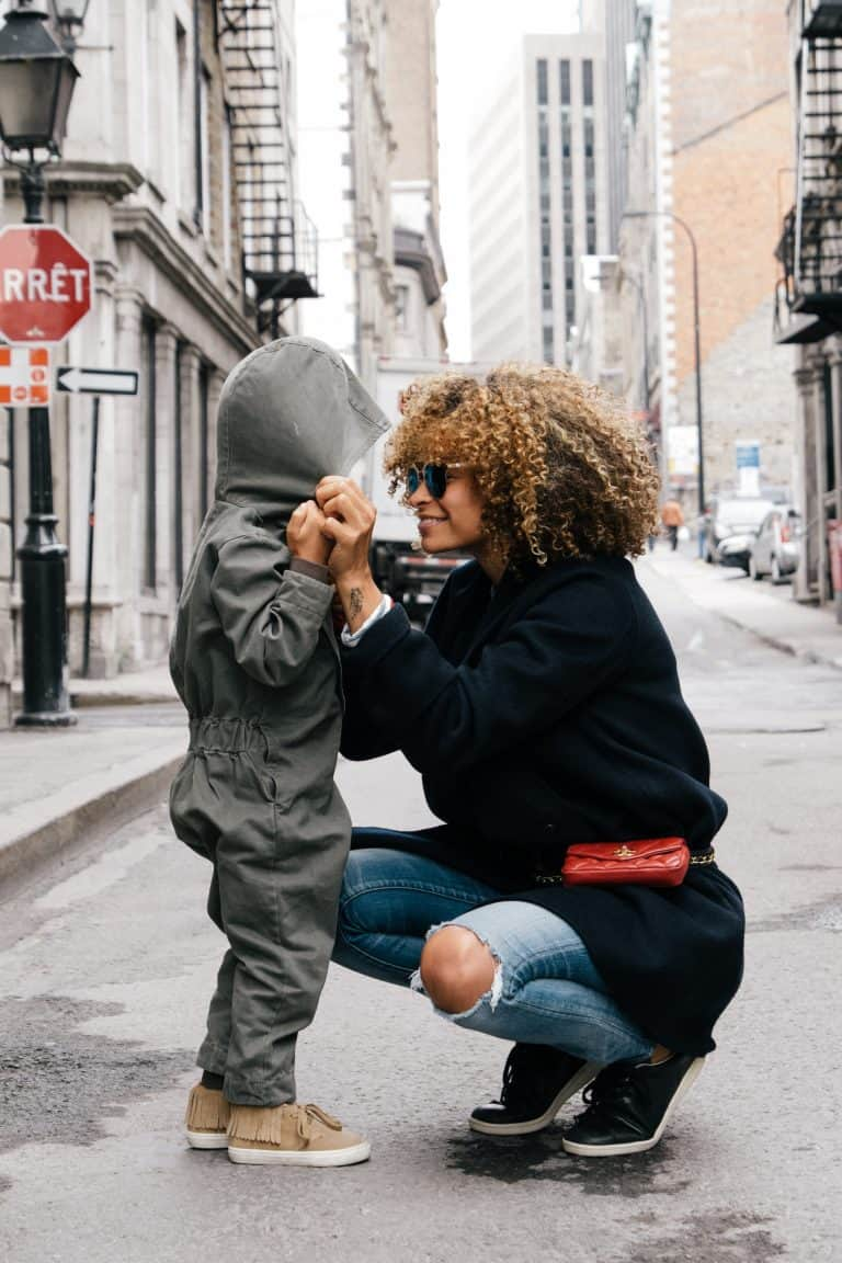 How to Embrace The Woman You Become in Your Role As Mom