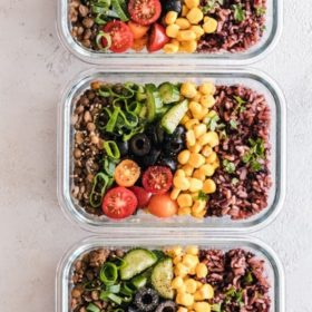 How to meal prep like a mother
