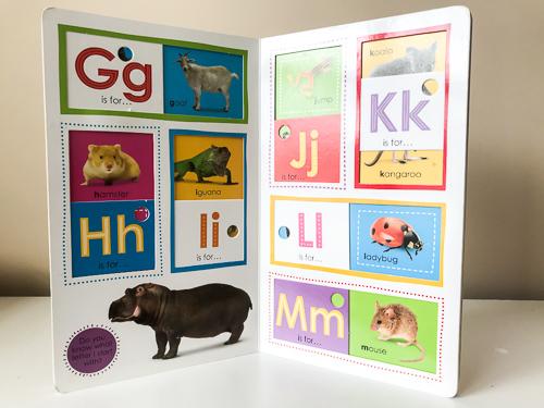 Ways to teach the alphabet with books
