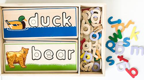 alphabet word puzzles