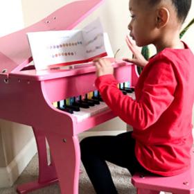 kid piano
