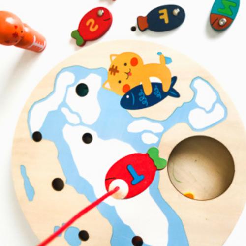 Ways to teach alphabet to children