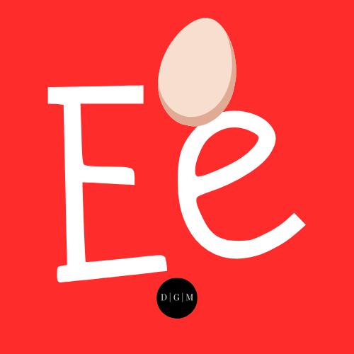 E Words for Kids