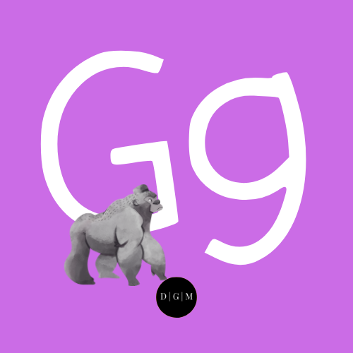 G Words for Kids