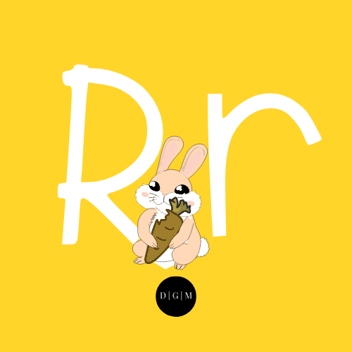 R Words for Kids